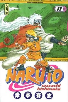 Couverture Naruto, tome 11