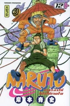 Couverture Naruto, tome 12