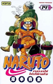 Couverture Naruto, tome 14