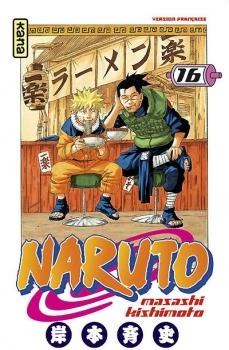 Couverture Naruto, tome 16