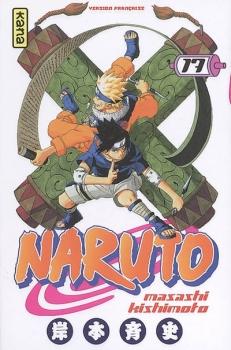 Couverture Naruto, tome 17