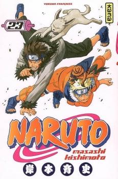 Couverture Naruto, tome 23