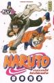 Couverture Naruto, tome 23 Editions Kana (Shônen) 2006