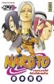 Couverture Naruto, tome 24 Editions Kana (Shônen) 2006