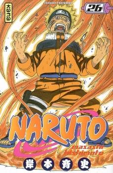 Couverture Naruto, tome 26
