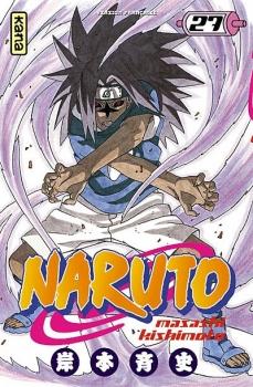 Couverture Naruto, tome 27