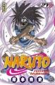 Couverture Naruto, tome 27 Editions Kana (Shônen) 2007