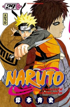 Couverture Naruto, tome 29
