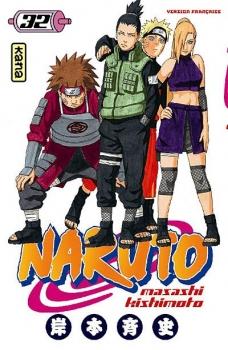 Couverture Naruto, tome 32