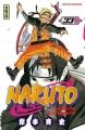 Couverture Naruto, tome 33 Editions Kana (Shônen) 2007