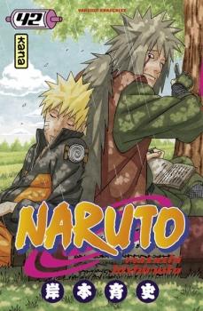 Couverture Naruto, tome 42