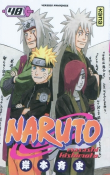 Couverture Naruto, tome 48