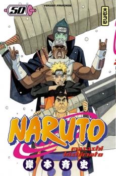 Couverture Naruto, tome 50
