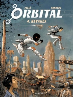 Couverture Orbital, tome 4 : Ravages