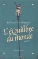 Couverture L'Equilibre du monde Editions Albin Michel 1998