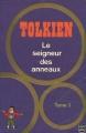 Couverture Le Seigneur des Anneaux, tome 3 : Le retour du roi Editions Le Livre de Poche 1973