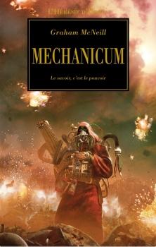 Couverture L'Hérésie d'Horus, tome 09 : Mechanicum