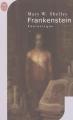 Couverture Frankenstein ou le Prométhée moderne / Frankenstein Editions J'ai lu (Fantastique) 2005