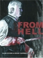 Couverture From Hell Editions Top Shelf 2000