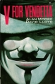 Couverture V pour Vendetta Editions Vertigo 2008