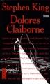 Couverture Dolores Claiborne Editions Pocket (Terreur) 1997