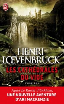 Couverture Ari Mackenzie, tome 2 : Les Cathédrales du Vide