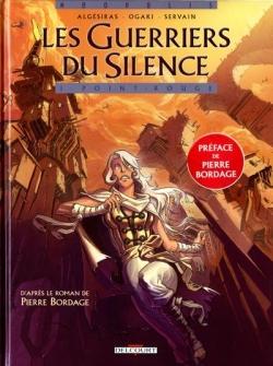 Couverture Les guerriers du silence (BD), tome 1 : Point rouge