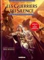 Couverture Les guerriers du silence (BD), tome 1 : Point rouge Editions Delcourt (Néopolis) 2005