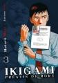 Couverture Ikigami : Préavis de mort, tome 03 Editions Asuka 2009