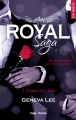 Couverture Royal saga, tome 7 : Complète-moi Editions Hugo & cie (New romance) 2017