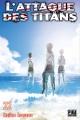Couverture L'Attaque des Titans, tome 22 Editions Pika (Seinen) 2017