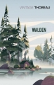 Couverture Walden ou la vie dans les bois / Walden Editions Vintage (Classics) 2017