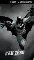Couverture Batman (Renaissance), tome 04 : L'An Zéro, partie 1 Editions Eaglemoss 2017