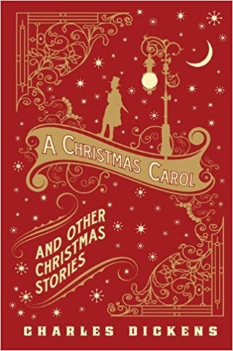 Couverture A Christmas Carol and other Christmas stories