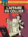 Couverture Blake et Mortimer, tome 10 : L'affaire du collier Editions Blake et Mortimer 2013