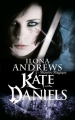 Couverture Kate Daniels, tome 05 : Meurtre magique Editions Milady (Bit-lit) 2012