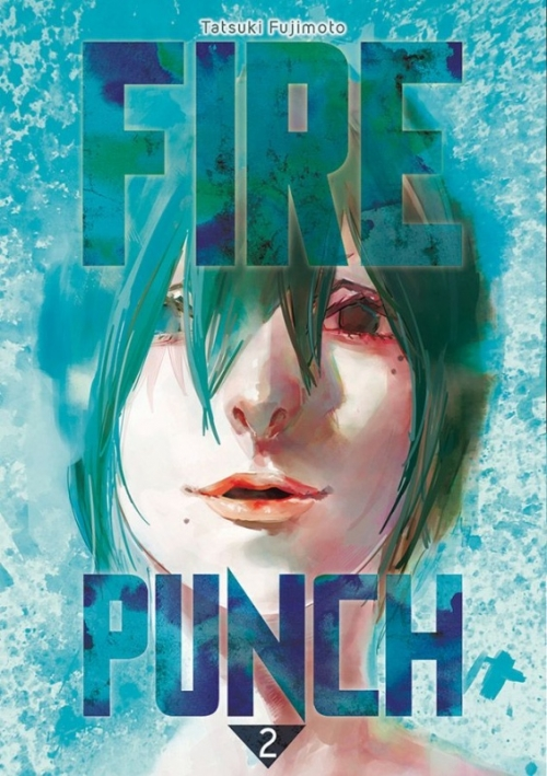 Couverture Fire punch, tome 2