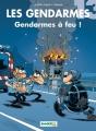 Couverture Les gendarmes, tome 13 : Gendarmes à feu ! Editions Bamboo (Humour job) 2010