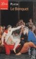 Couverture Le banquet Editions Librio (Philosophie) 2013