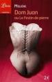 Couverture Dom Juan Editions Librio (Théâtre) 2012