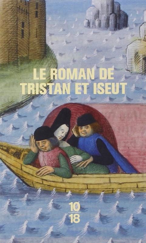 Couverture Le Roman de Tristan et Iseut