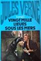 Couverture 20 000 lieues sous les mers / Vingt mille lieues sous les mers, tome 1 Editions France Loisirs 1977