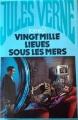 Couverture 20 000 lieues sous les mers / Vingt mille lieues sous les mers, tome 2 Editions France Loisirs 1977