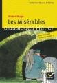 Couverture Les misérables, abrégé Editions Hatier (Classiques - Oeuvres & thèmes) 2011