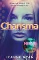 Couverture Charisma Editions Simon & Schuster 2016