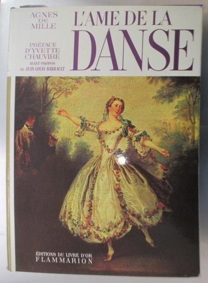 Couverture L'âme de la danse