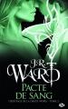 Couverture L'héritage de la dague noire, tome 2 : Pacte de sang Editions Milady (Bit-lit) 2017