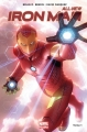 Couverture All-New Iron Man, tome 1 : Reboot Editions Panini (Marvel Now!) 2017
