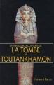 Couverture La fabuleuse découverte de la tombe de Toutankhamon Editions France Loisirs 1990