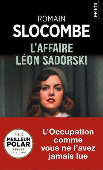 Couverture L'affaire Léon Sadorski